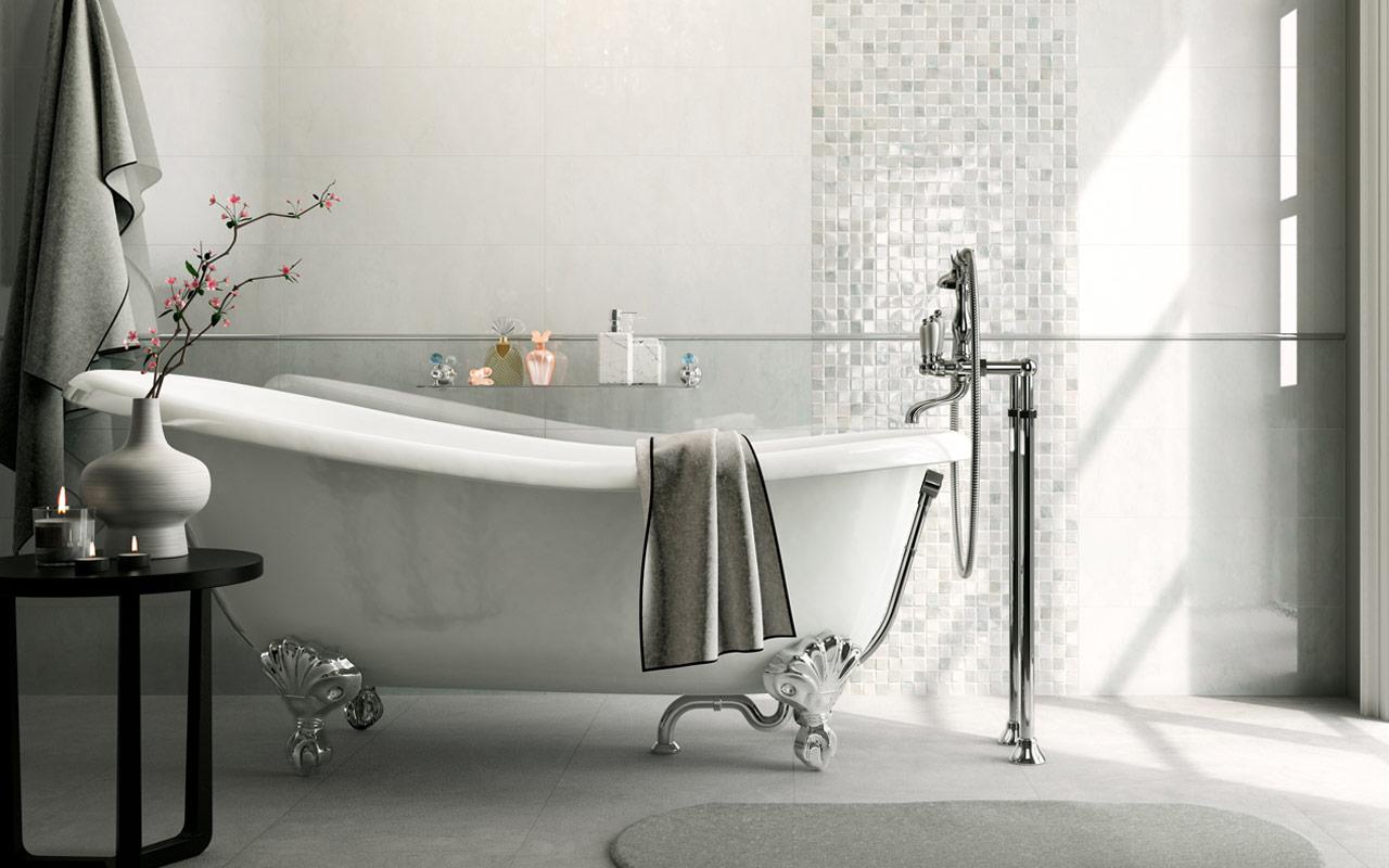 Bagni classici come creare un atmosfera lussuosa e sognante nella