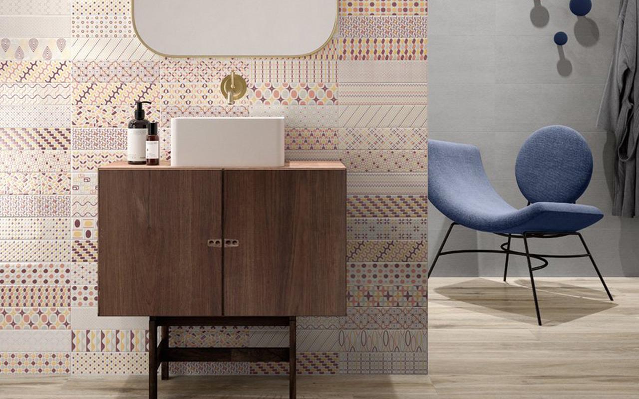 5 1 idee bagno originali per ristrutturare il bagno ceramica sant 39 agostino - Idee bagno originali ...