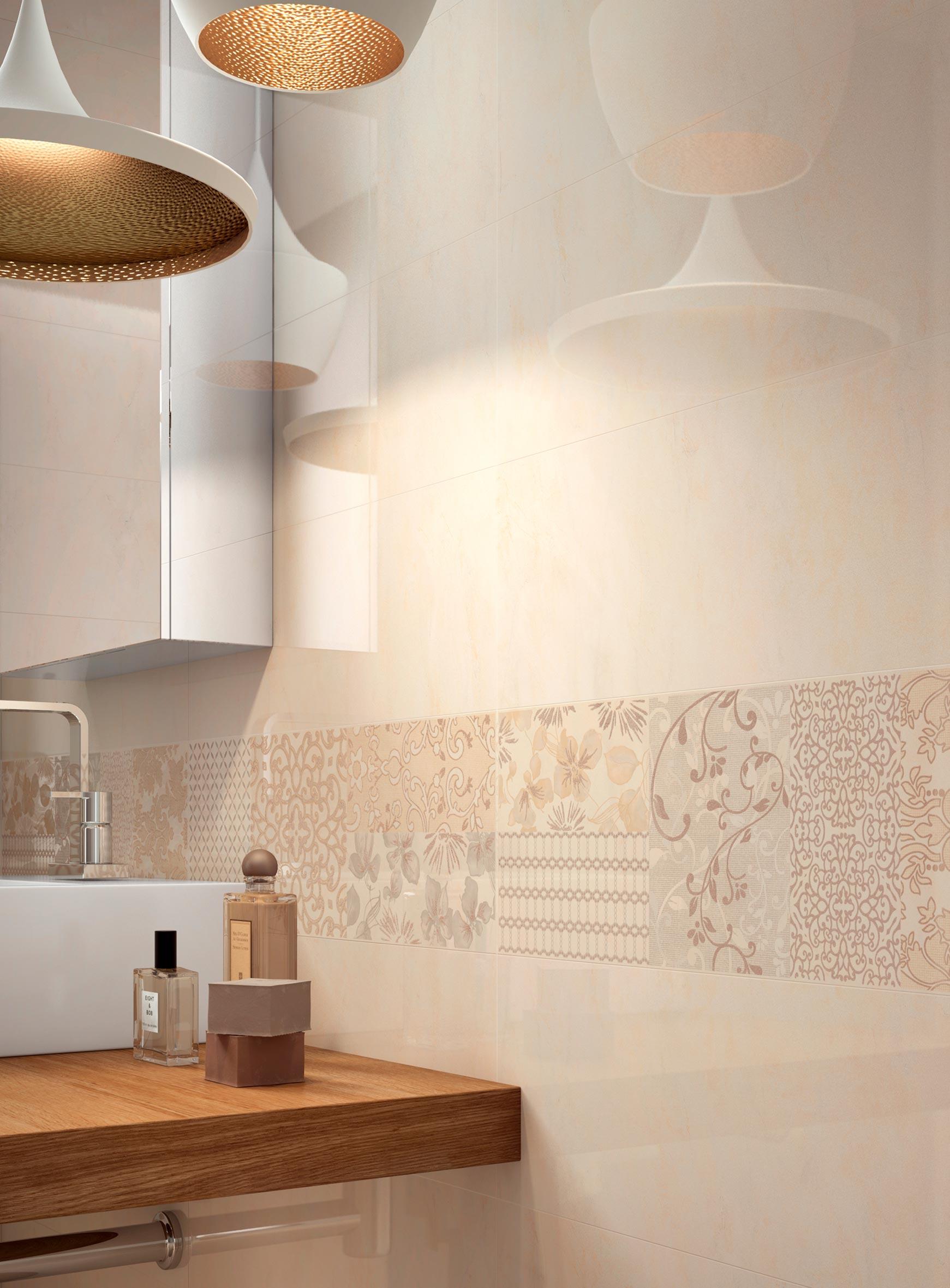 Bagni classici come creare un atmosfera lussuosa e sognante nella stanza pi intima ceramica for Rivestimenti bagno classici