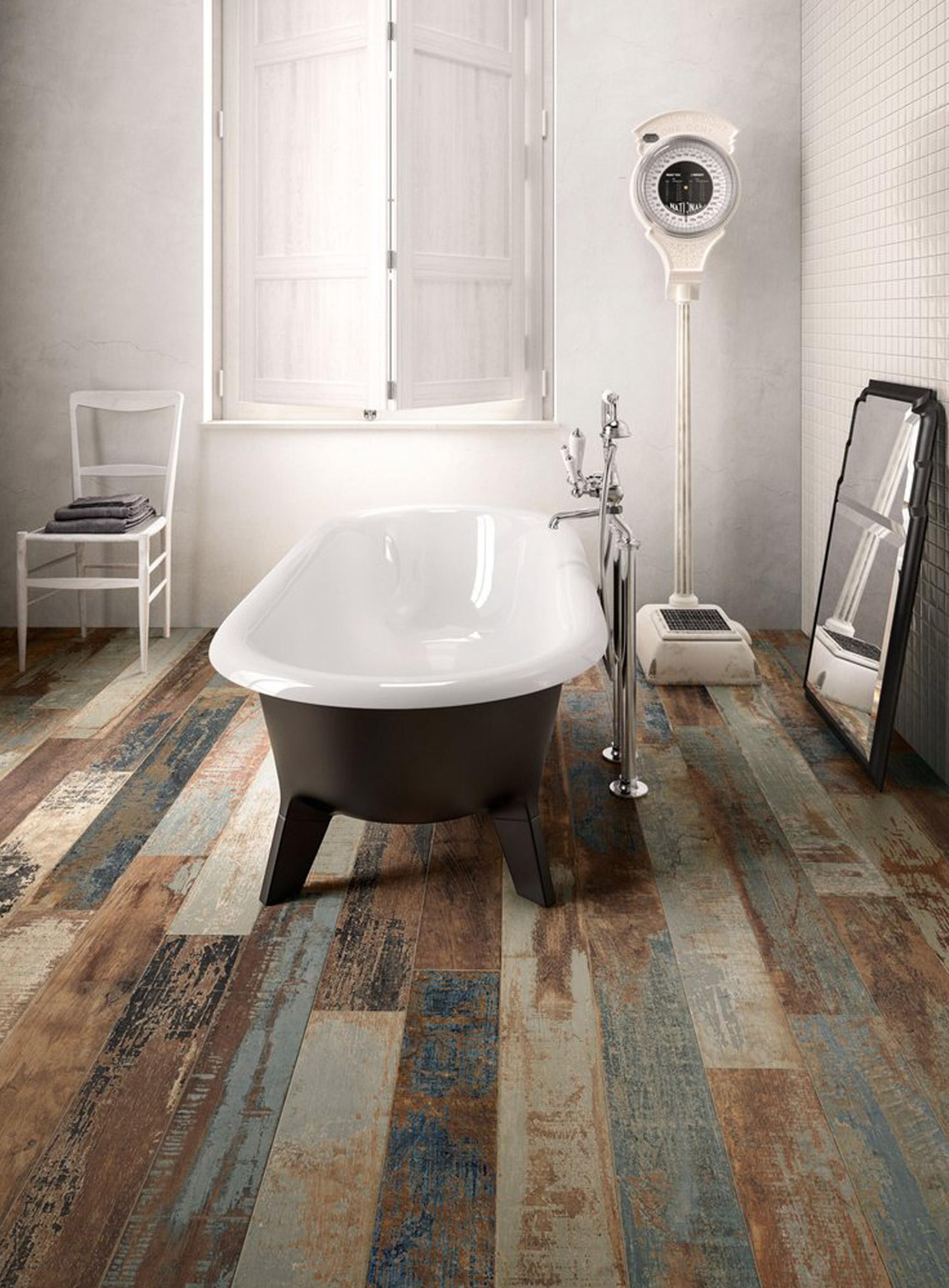5 1 idee bagno originali per ristrutturare il bagno for Idee per il bagno