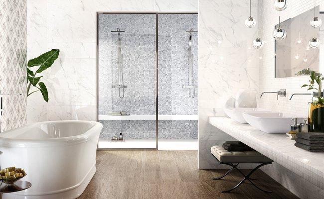Idee bagno originali per ristrutturare il bagno ceramica
