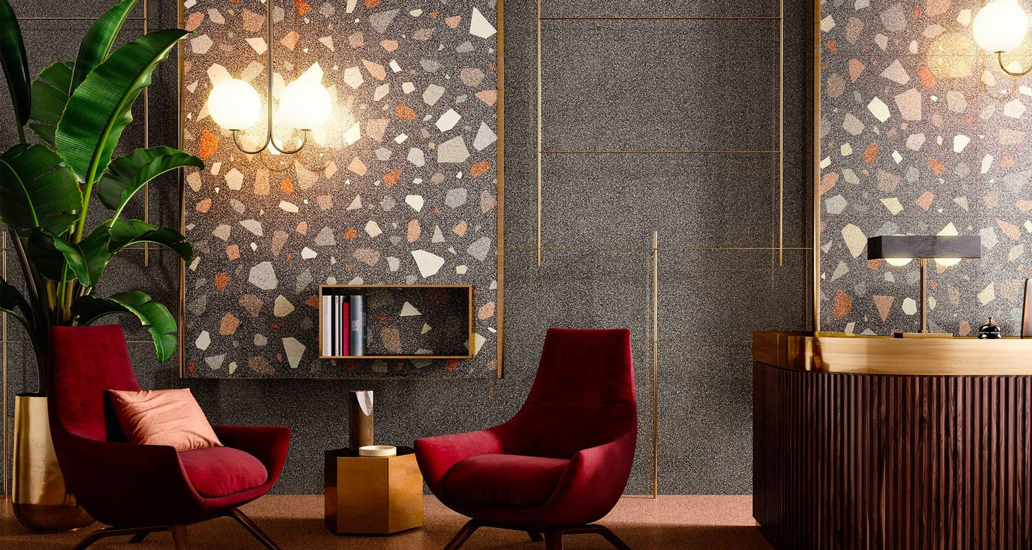 Porcelain stoneware floor and wall tiles | Ceramica Sant
