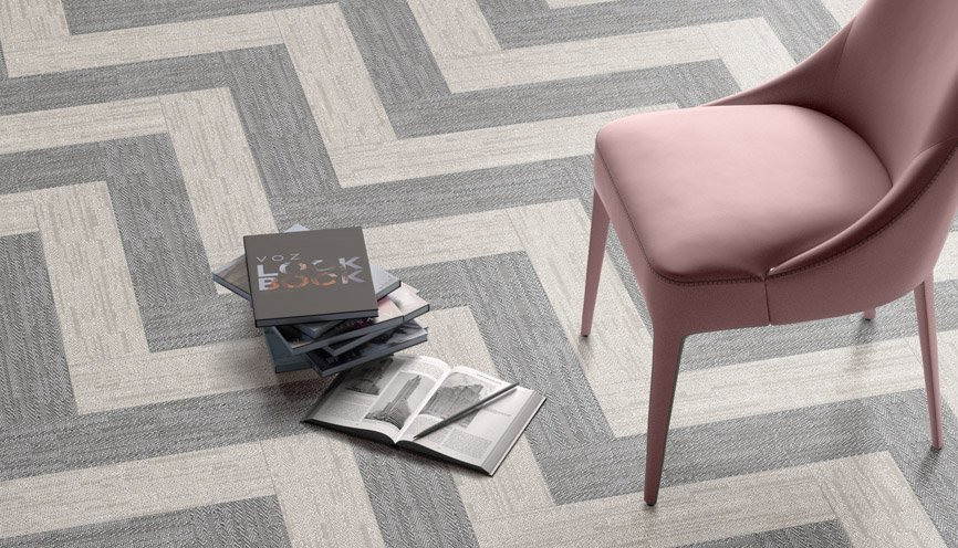 Digitalart creative fabric effect floor and wall tiles ceramica