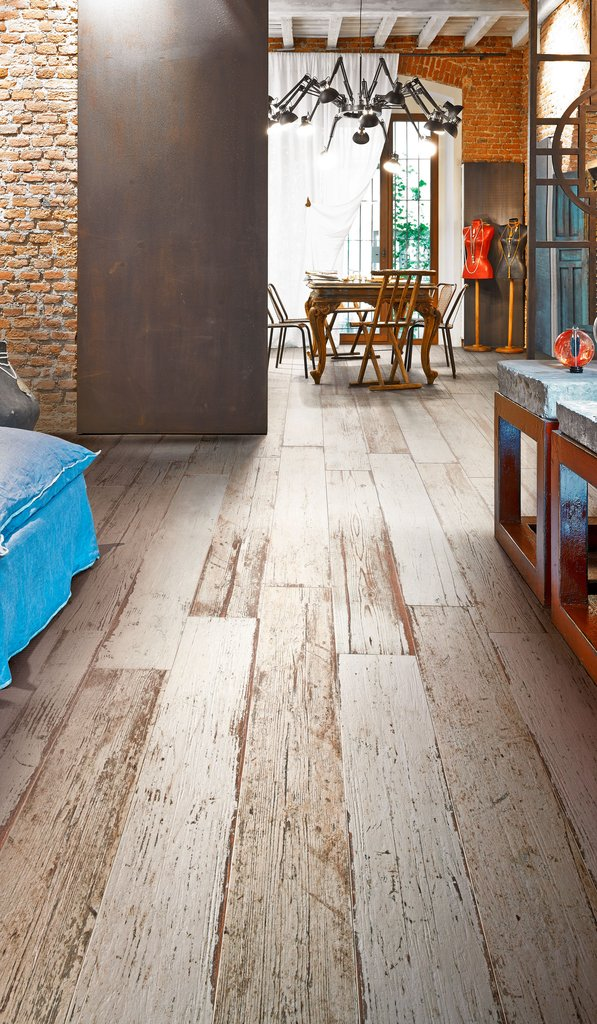 Blendart Wood Effect Porcelain Stoneware Flooring