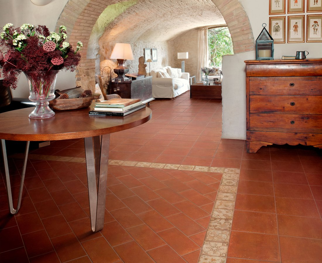 Living room tiles I CHIOSTRI by Ceramica Sant'Agostino