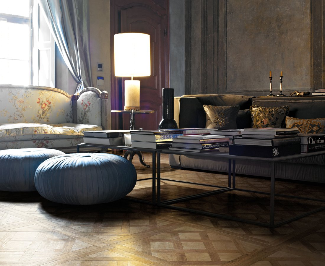 Living room tiles ROYAL by Ceramica Sant'Agostino