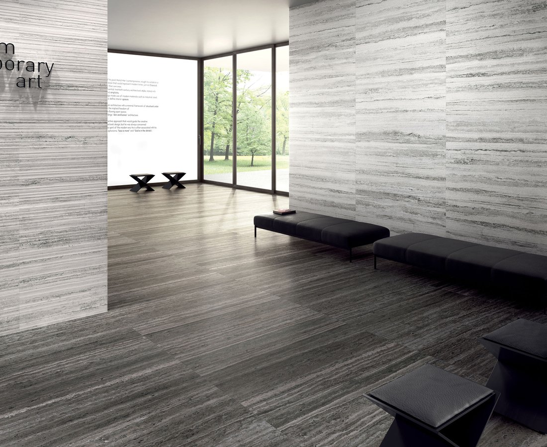 Commercial floor tiles TIPOS by Ceramica Sant'Agostino