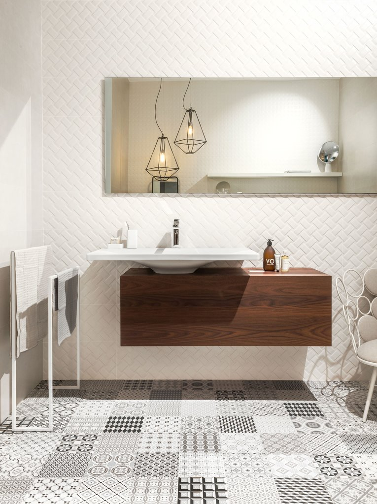 Metrochic Bathroom Wall Covering Tiles Ceramica Sant