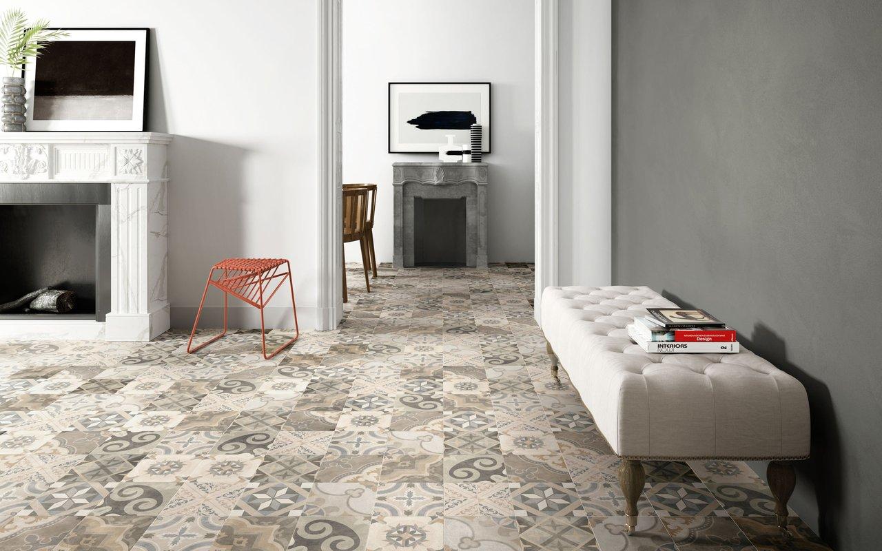 Piastrelle per pavimenti e rivestimenti in gres porcellanato