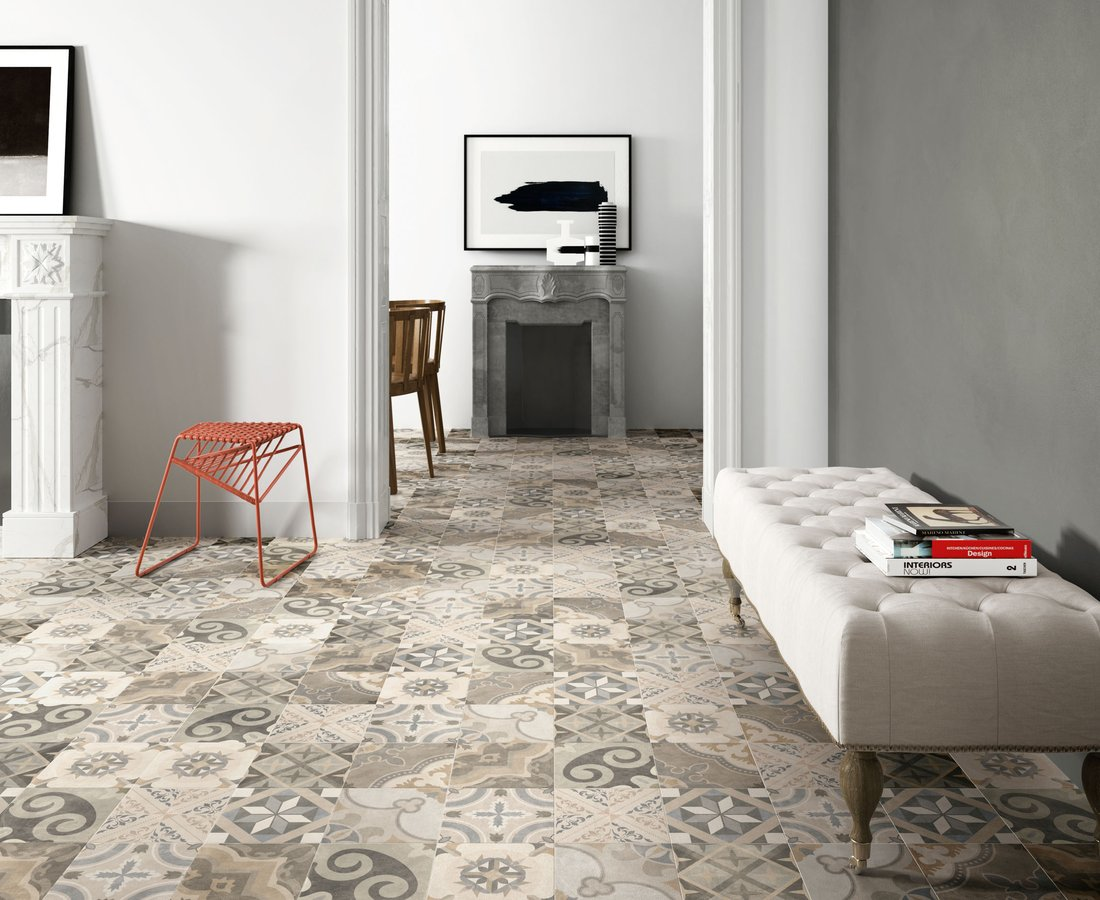 Living room tiles PATCHWORK CLASSIC by Ceramica Sant'Agostino
