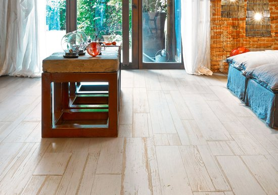 Blendart - wood effect porcelain stoneware flooring