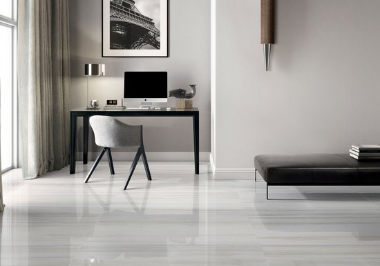Themar: marble effect tiles