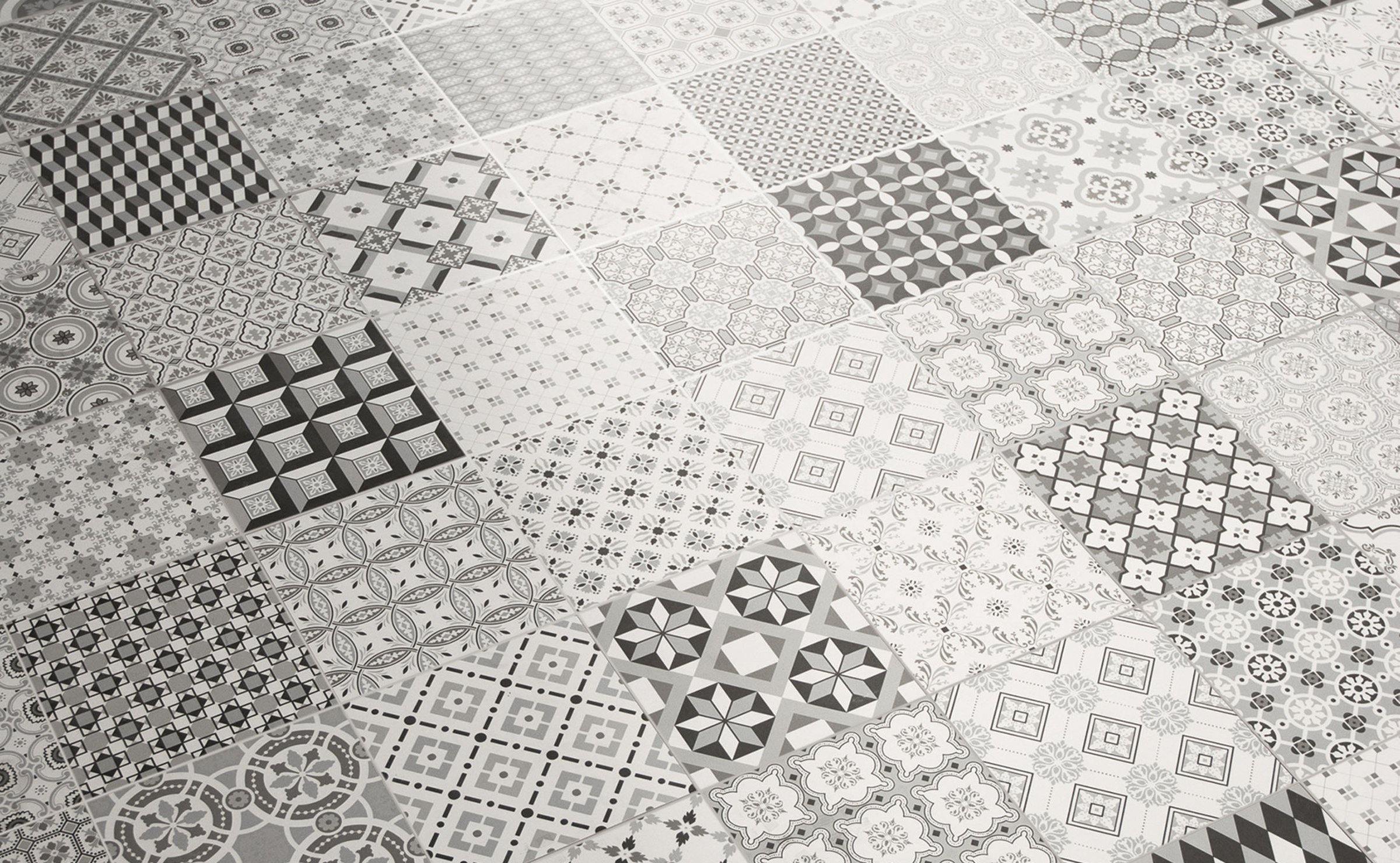 Metrochic - bathroom wall covering tiles