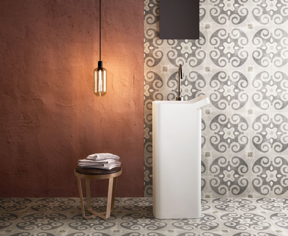 Bathroom tiles PATCHWORK CLASSIC by Ceramica Sant'Agostino