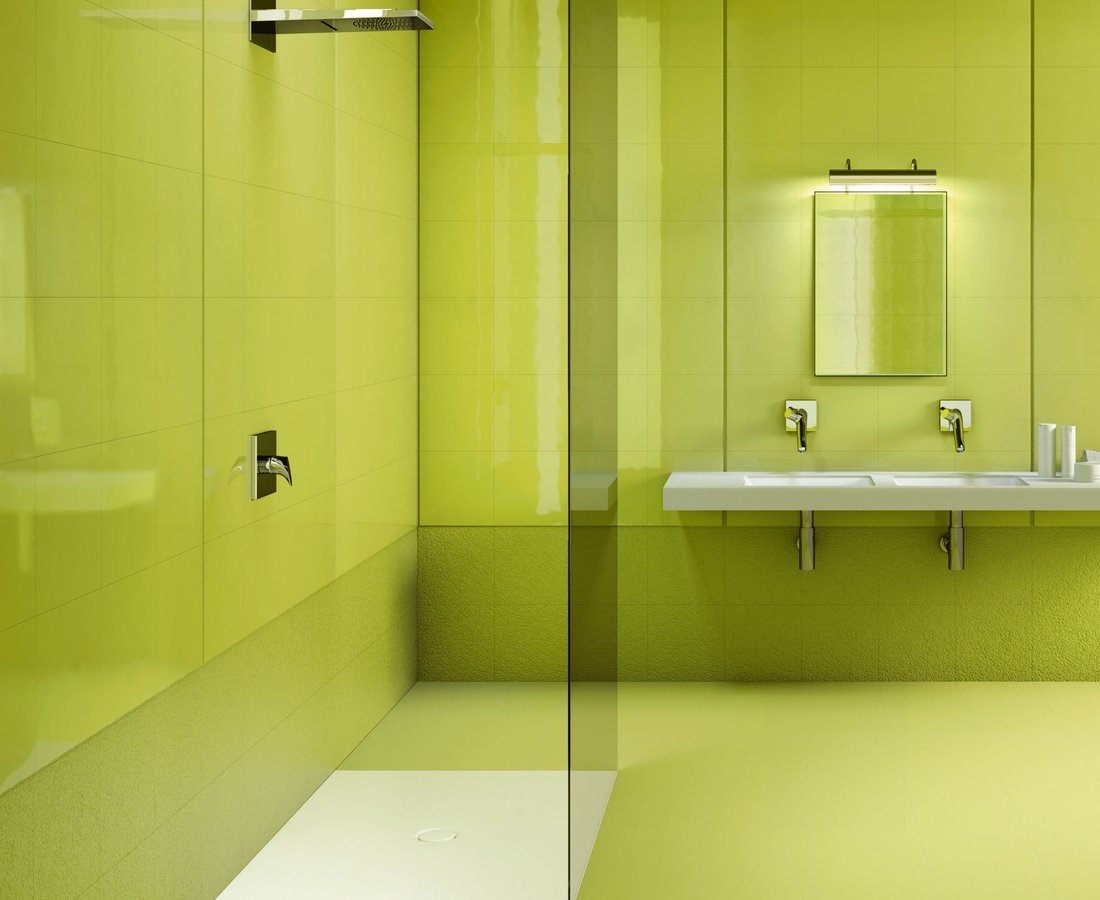 FLEXIBLE ARCHITECTURE, Green by Ceramica Sant'Agostino