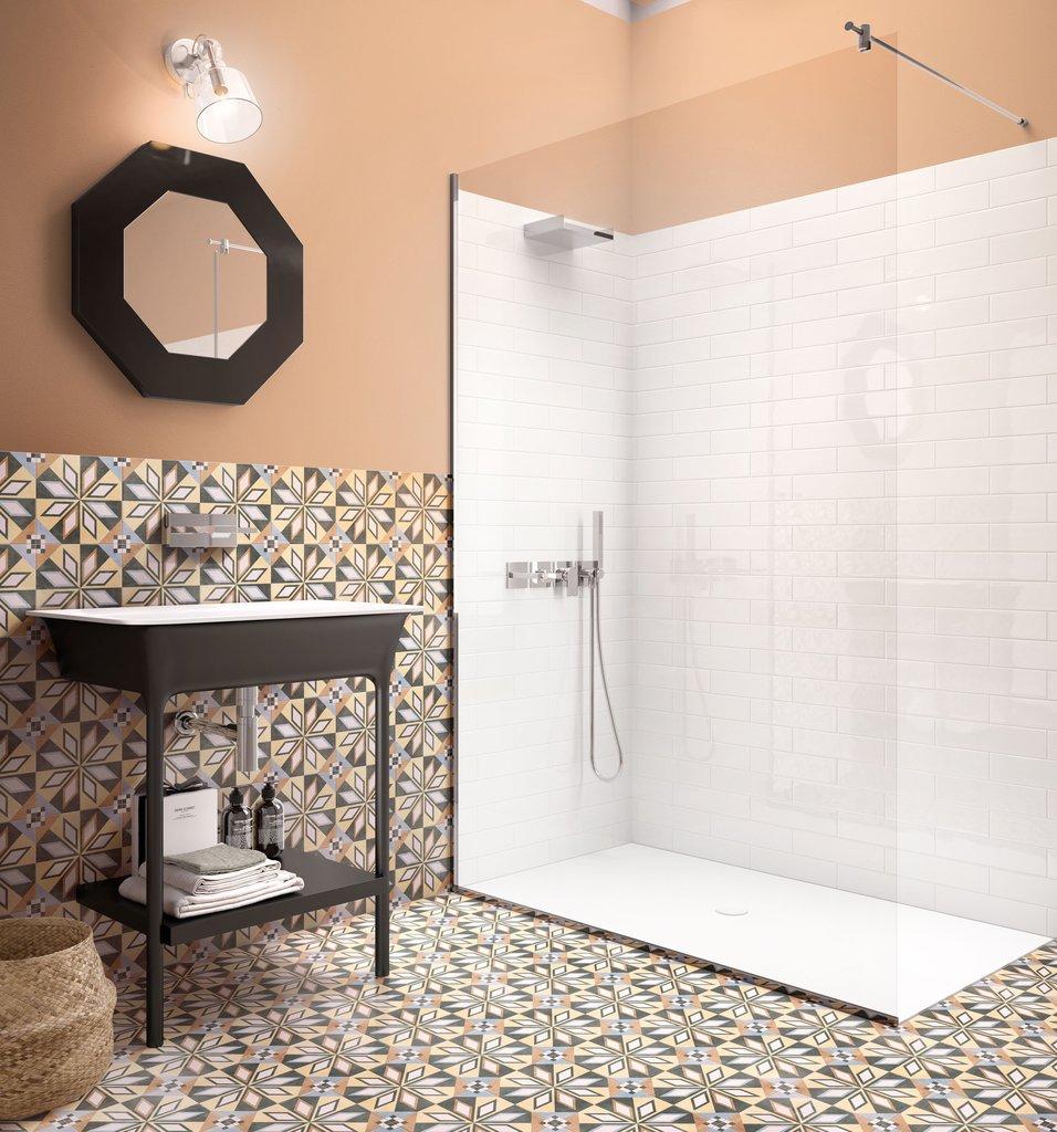 PATCHWORK COLORS cementine effect porcelain tiles | Ceramica Sant ...