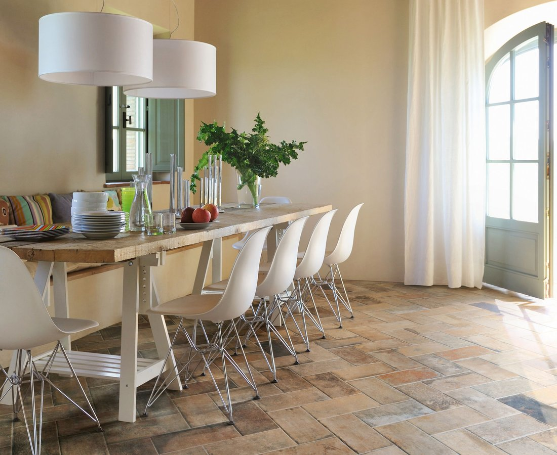 Living room tiles TERRE NUOVE by Ceramica Sant'Agostino