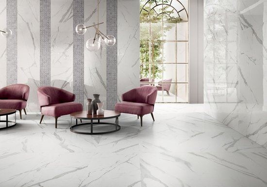 Themar - marble effect tiles