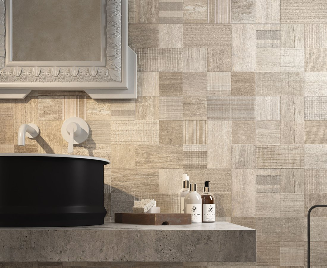 Bathroom tiles SHABBY by Ceramica Sant'Agostino