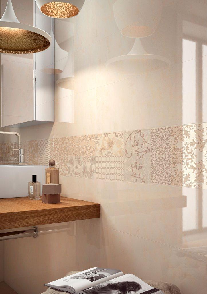 Marblelux mattonelle decorate ceramica sant 39 agostino - Mattonelle mosaico per bagno ...