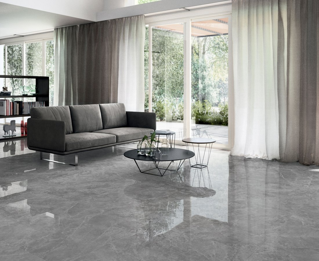 Living room tiles THEMAR by Ceramica Sant'Agostino