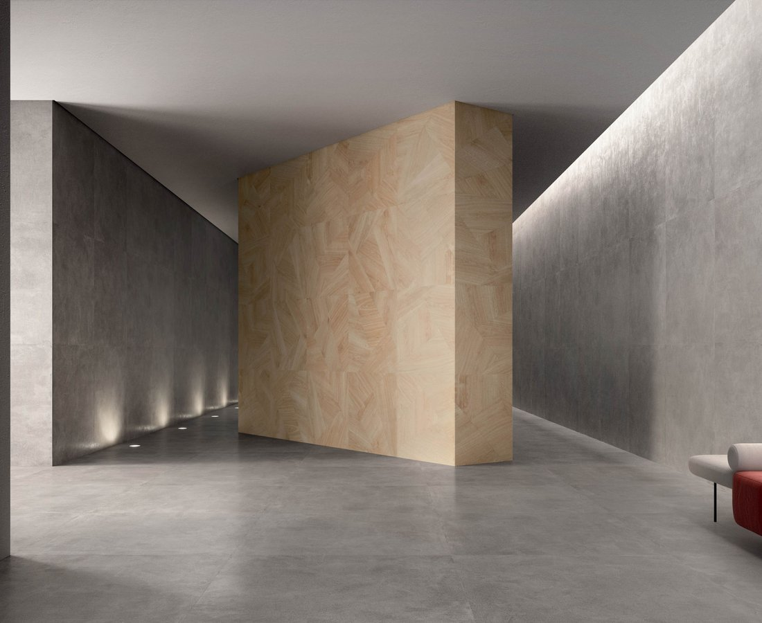 Commercial floor tiles SET by Ceramica Sant'Agostino