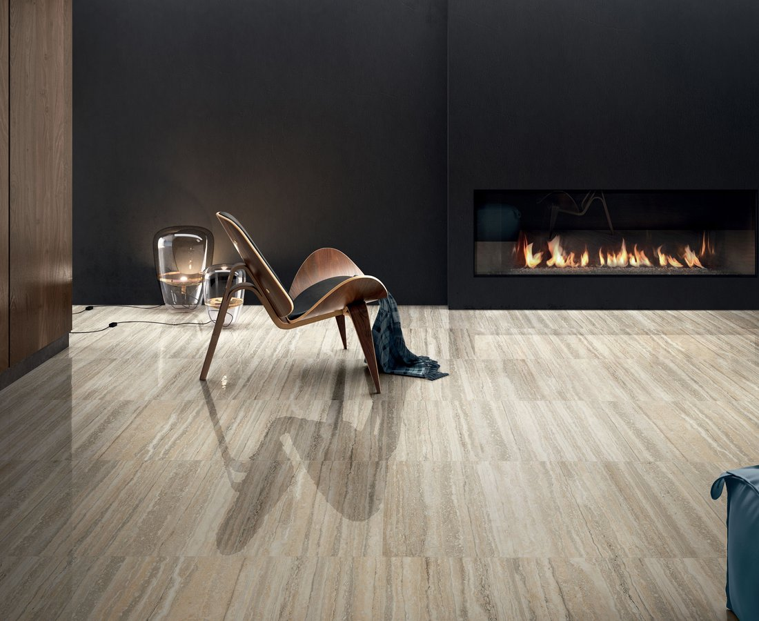 Living room tiles TIPOS by Ceramica Sant'Agostino