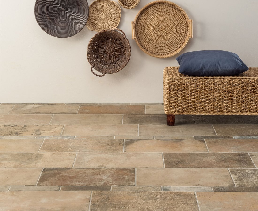 TERRE NUOVE, Beige tiles by Ceramica Sant'Agostino