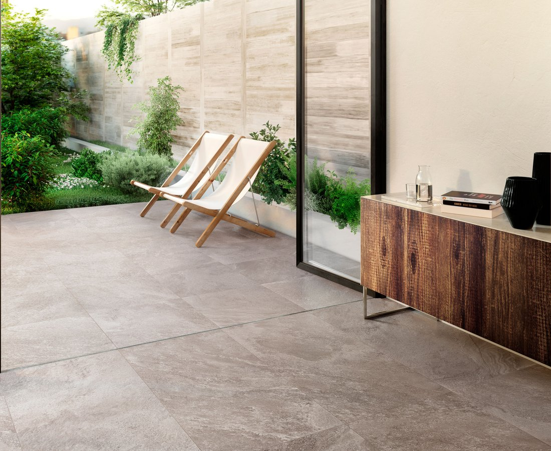 Outdoor floors SHADESTONE by Ceramica Sant'Agostino