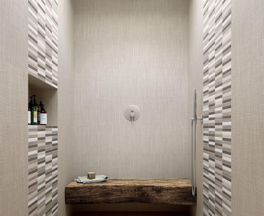 Bathroom tiles TAILORART by Ceramica Sant'Agostino