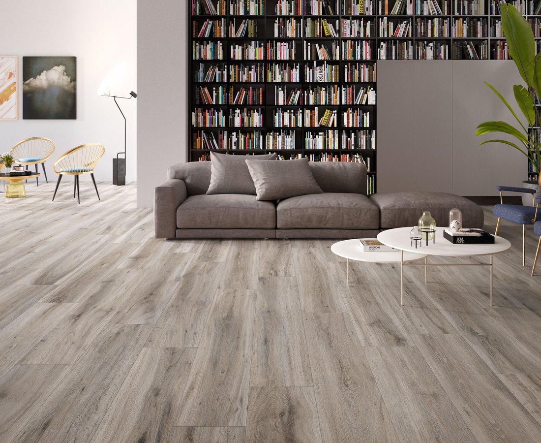 BARKWOOD, Piastrelle Grigie by Ceramica Sant'Agostino
