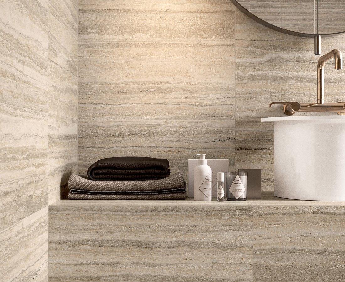 Bathroom tiles TIPOS by Ceramica Sant'Agostino