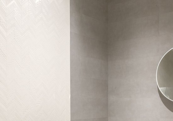 Metrochic: bathroom wall covering tiles