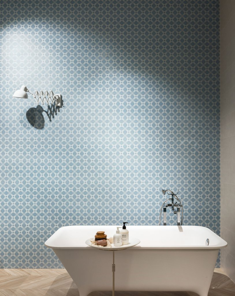 Metrochic - bathroom wall covering tiles | Ceramica Sant\'Agostino
