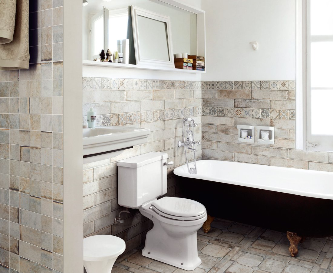 Bathroom tiles TERRE NUOVE by Ceramica Sant'Agostino