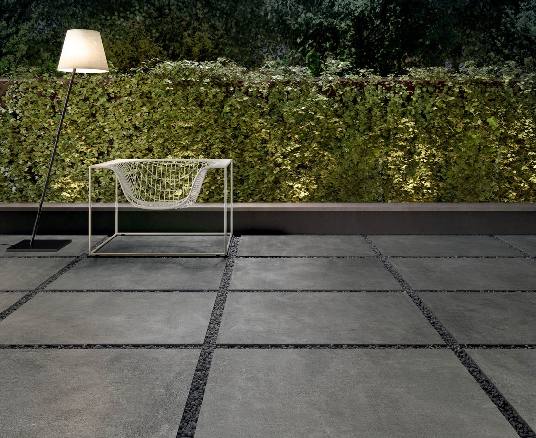 Outdoor floors SET by Ceramica Sant'Agostino