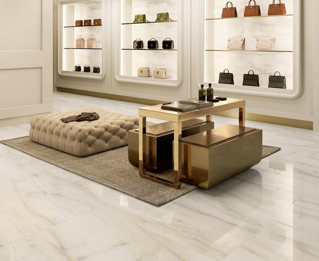 Commercial floor tiles AKOYA by Ceramica Sant'Agostino
