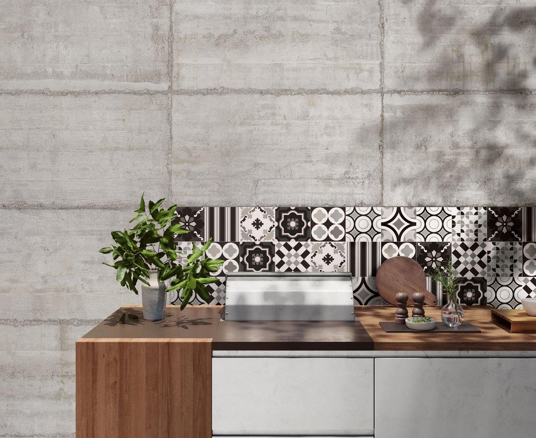 Piastrelle Per Parete Cucina piastrelle per la cucina | ceramica sant'agostino