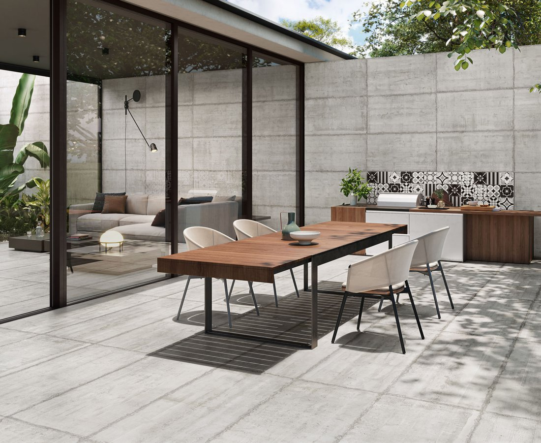 Outdoor floors FORM by Ceramica Sant'Agostino