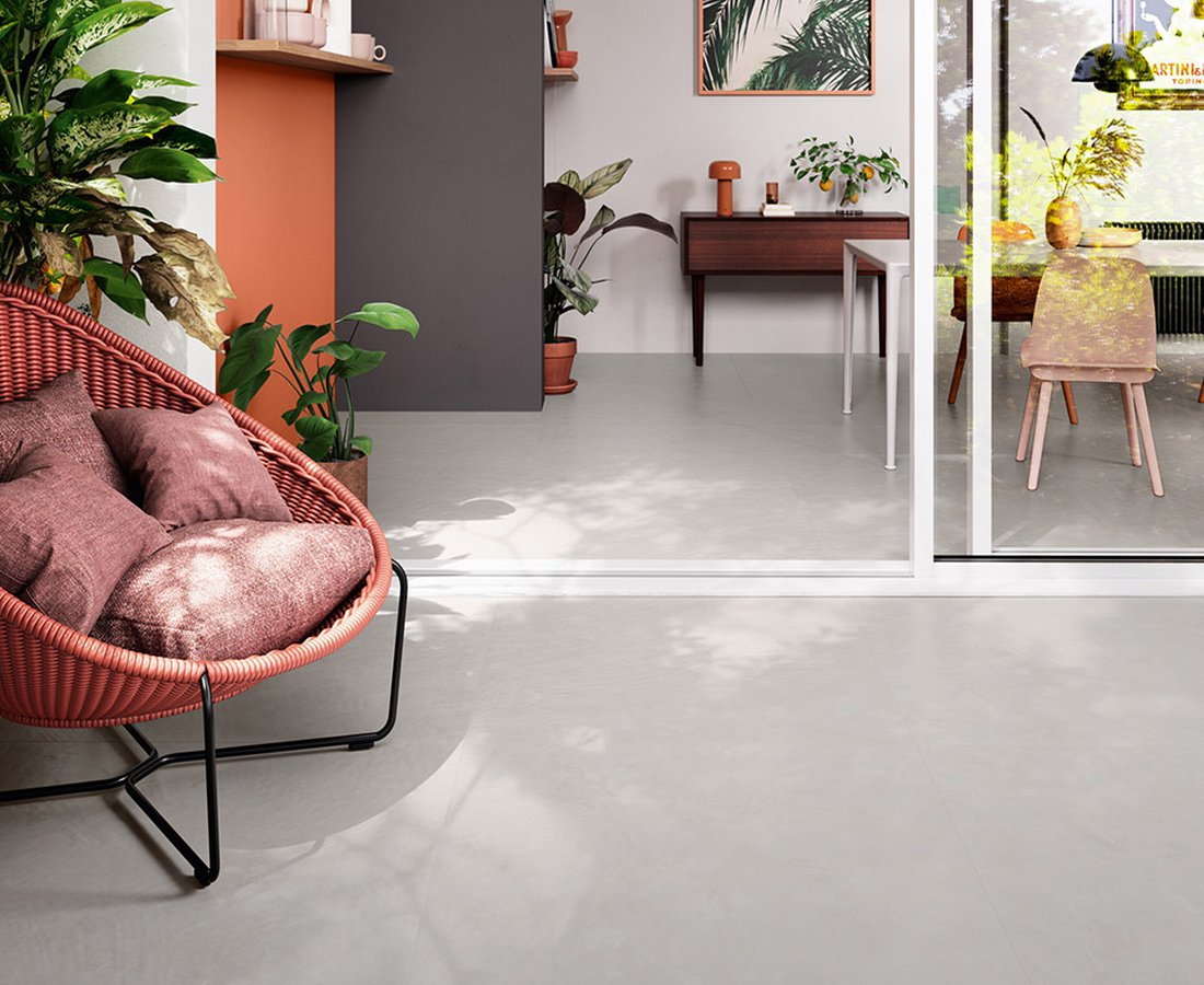 Outdoor floors INSIDEART by Ceramica Sant'Agostino