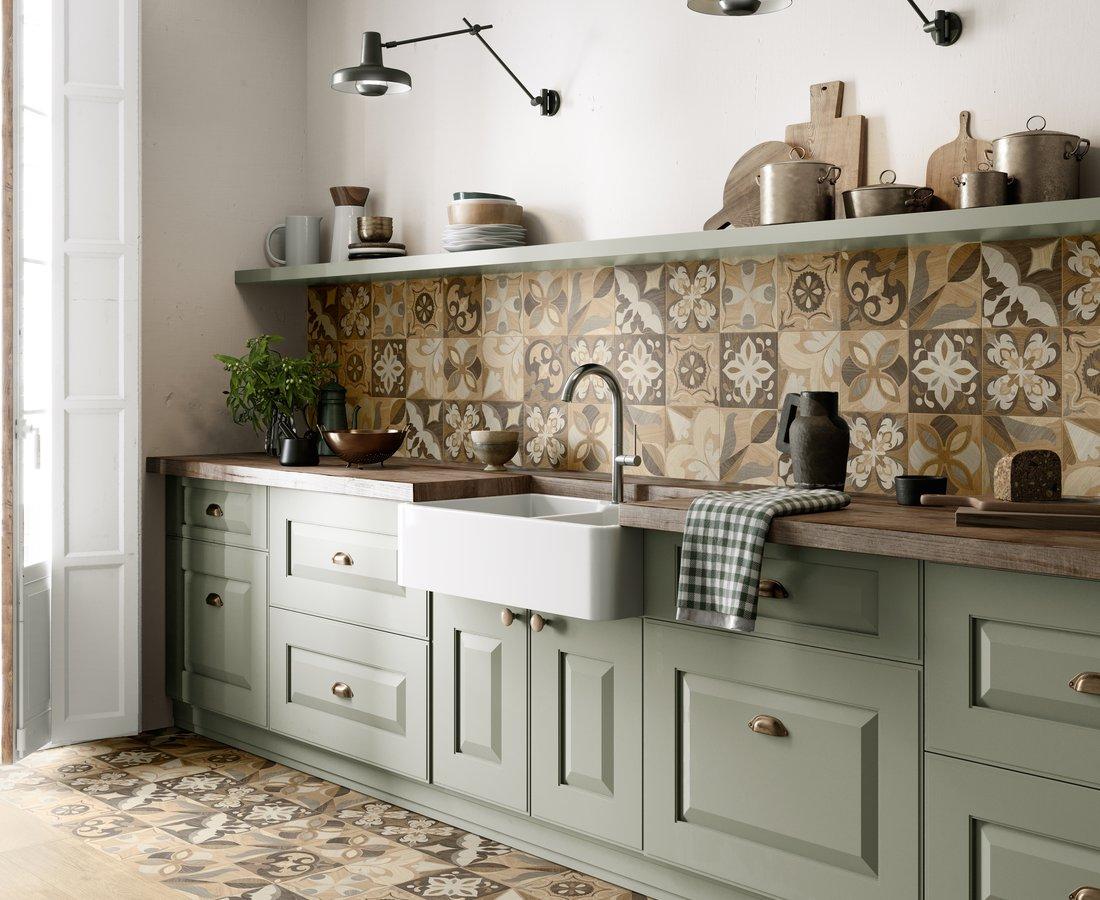 Piastrelle per la Cucina | Ceramica Sant\'Agostino
