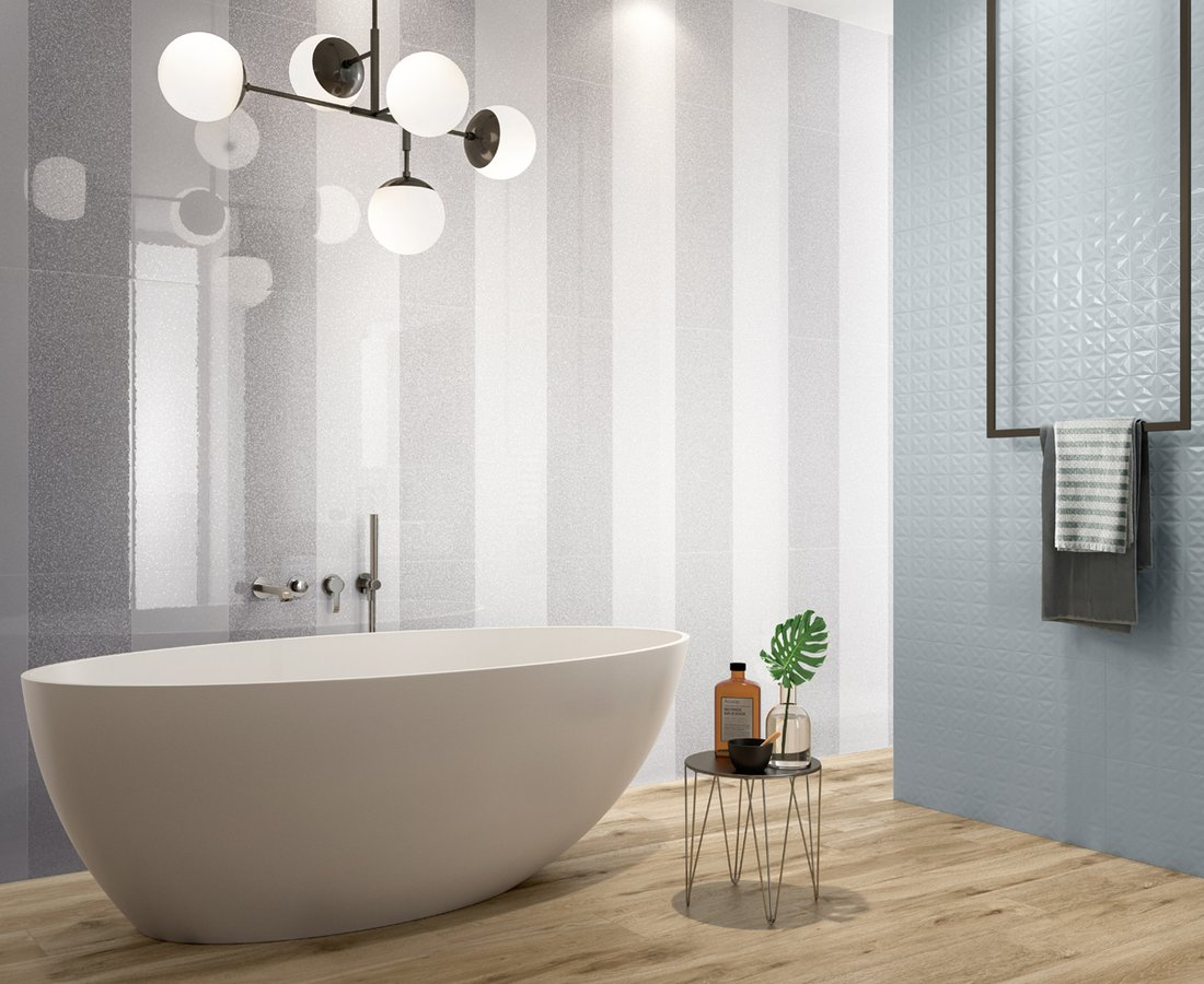 Bathroom tiles NEWDOT by Ceramica Sant'Agostino