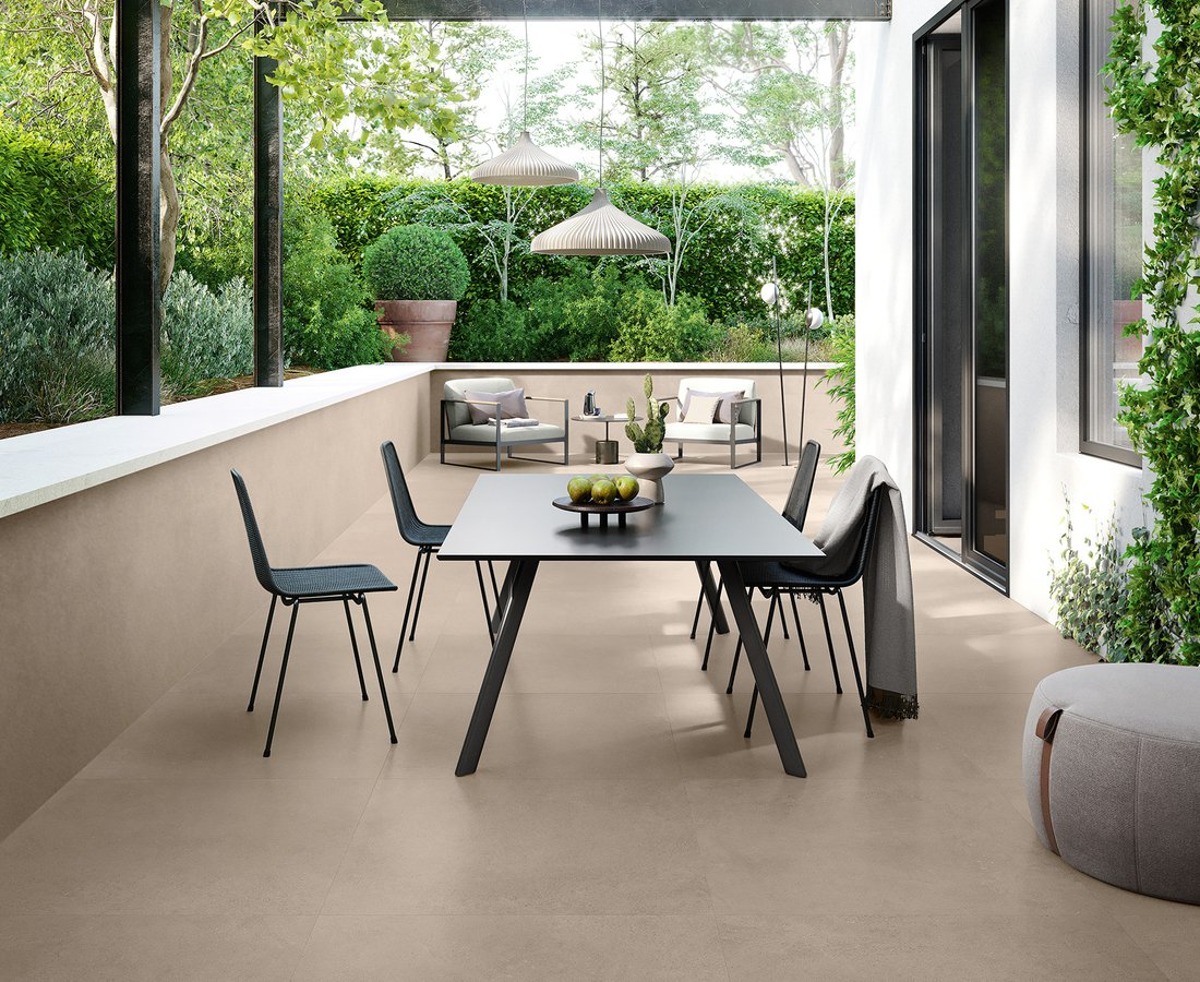 Outdoor floors SILKYSTONE by Ceramica Sant'Agostino