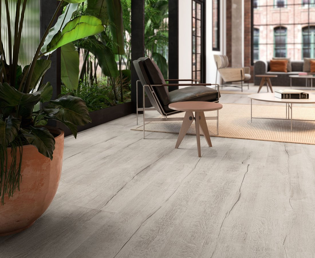TIMEWOOD, Piastrelle Grigie by Ceramica Sant'Agostino