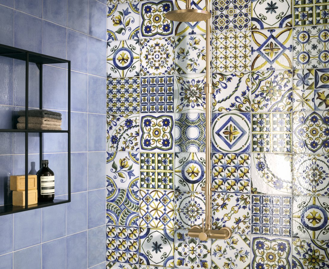 Bathroom tiles VITA by Ceramica Sant'Agostino