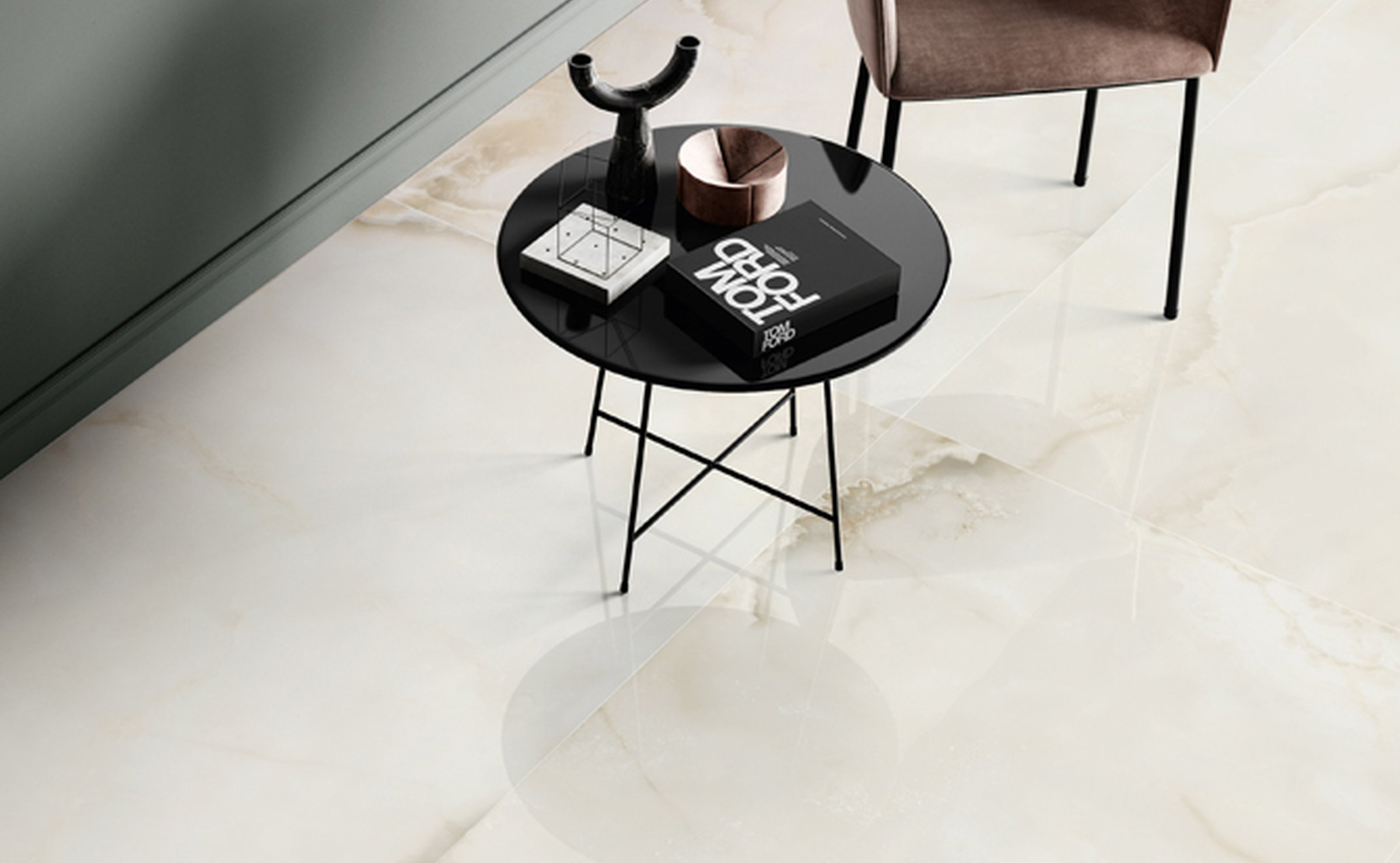Pure Marble: Gres effetto marmo