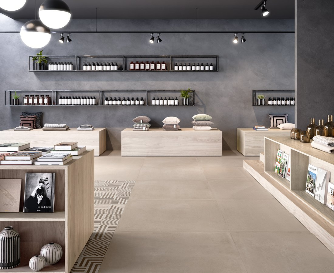 Commercial floor tiles RITUAL by Ceramica Sant'Agostino