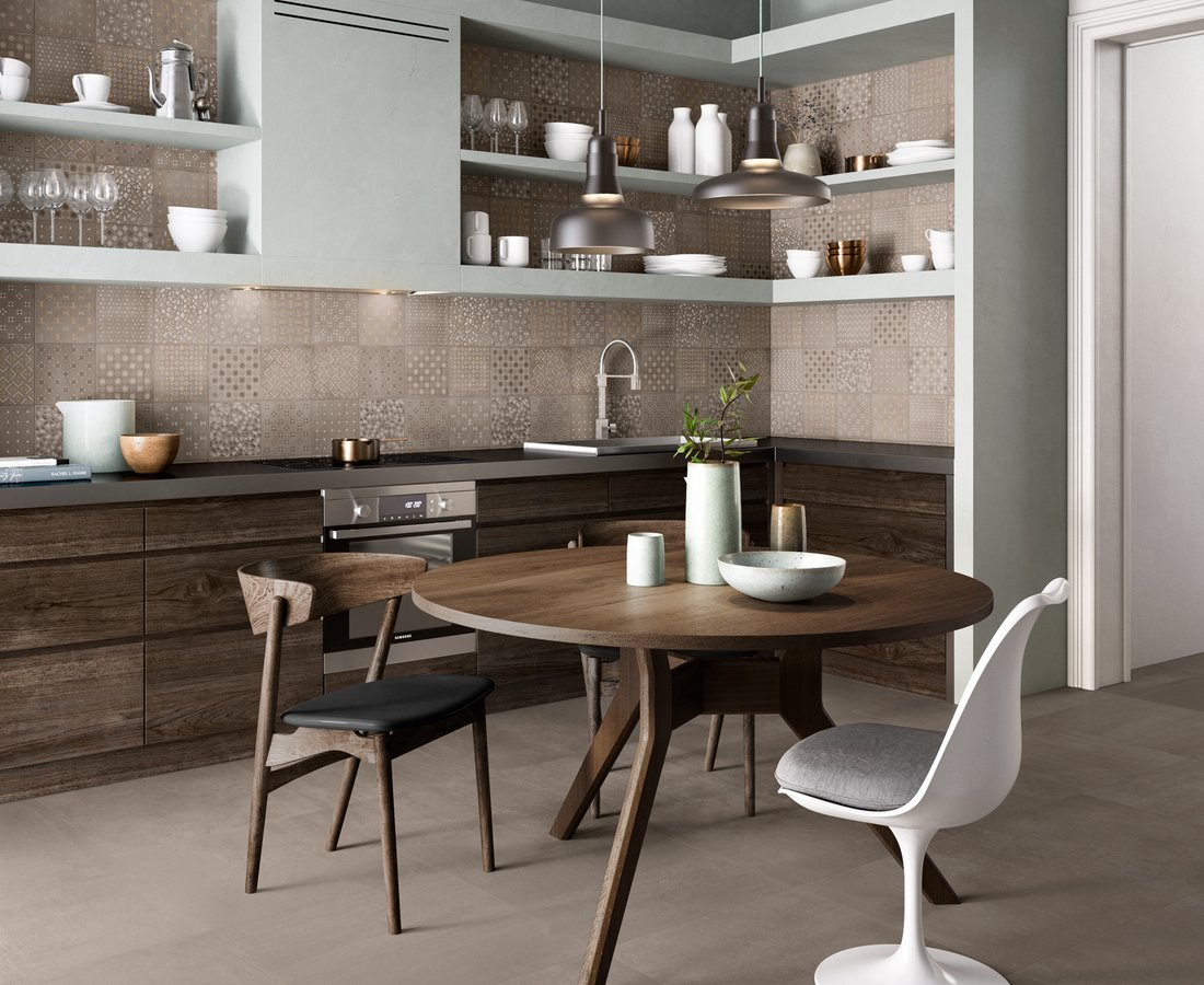 Beautiful piastrelle ceramica cucina pictures home interior ideas - Piastrelle ceramica cucina ...