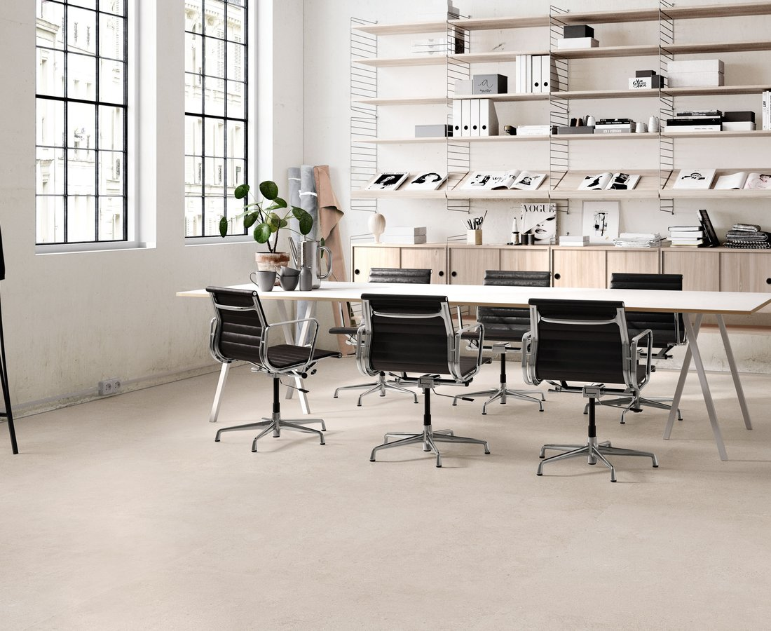 Commercial floor tiles HIGHSTONE by Ceramica Sant'Agostino