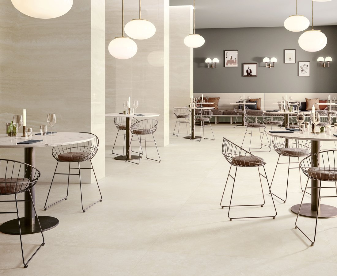 Commercial floor tiles VIA APPIA by Ceramica Sant'Agostino